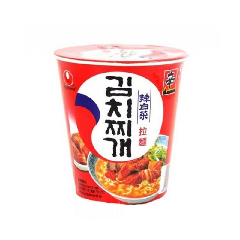Nongshim Kimchi Ramyun Cup 70 Gr