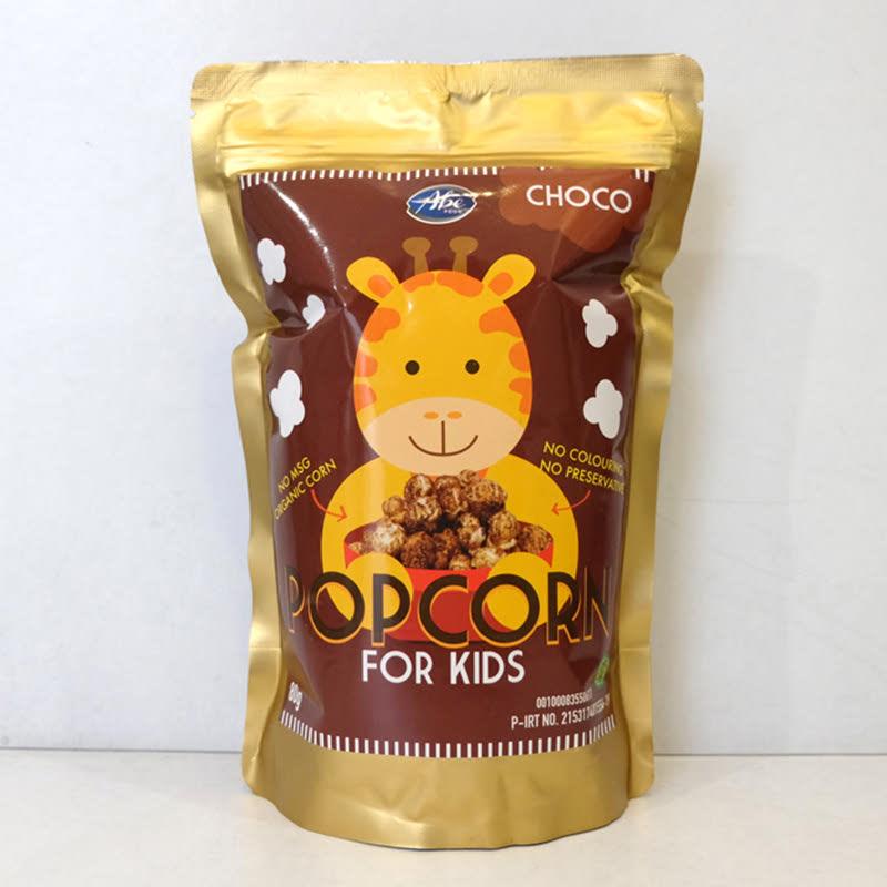 Abefood Chocolate Pop Corn For Kids