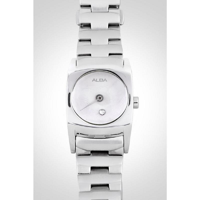 Alba AP3001 Analog Womens Watch Silver