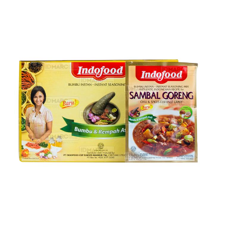 Bumbu Indofood Sambal Goreng Box