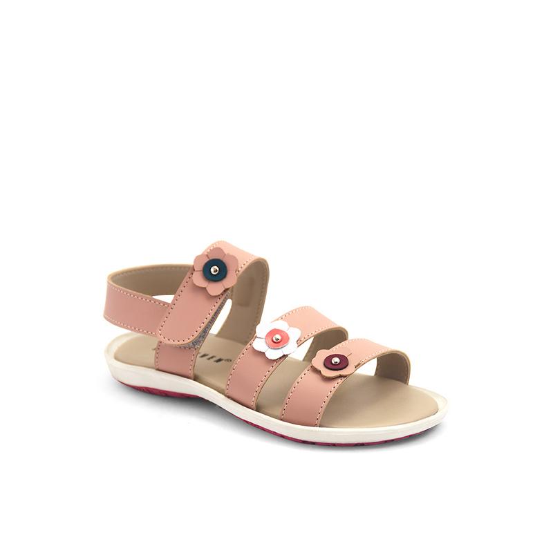 Cbr Six Sandal Anak Perempuan [Mic 218] - Dusty Pink