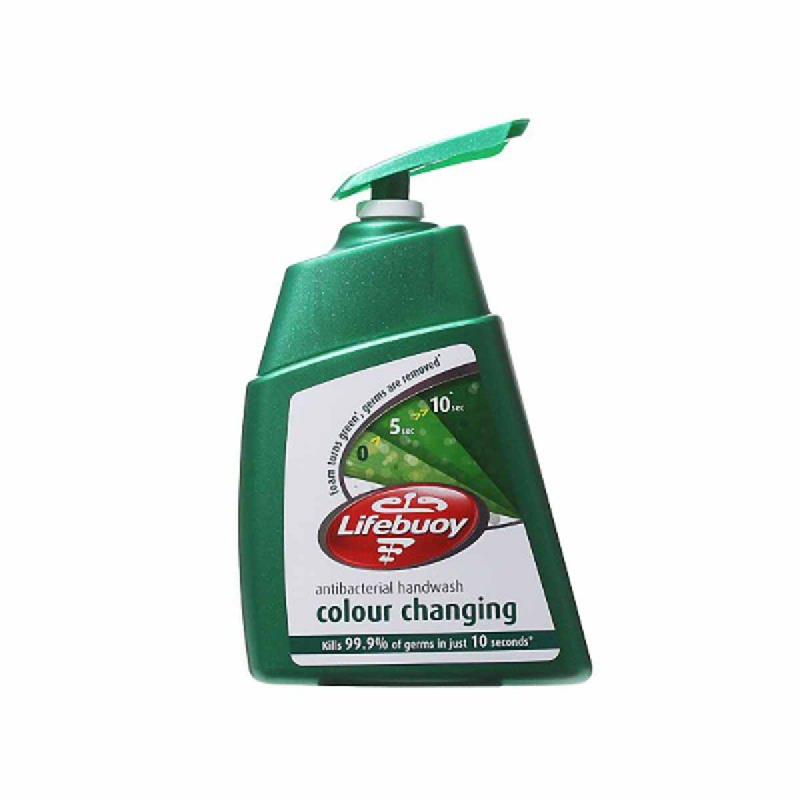Lifebuoy Hwl Colour Change Pump 200Ml