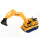 Ocean Toy Traxcavator Construction 9035A