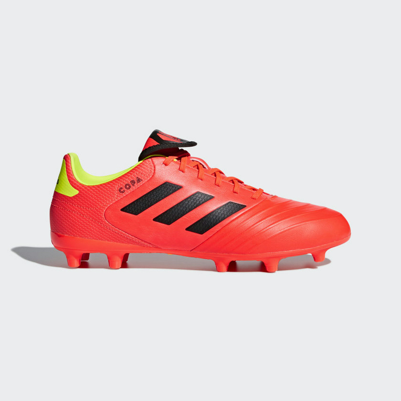 Adidas Copa 18.3 Firm Ground Boots DB2461 Solar Red