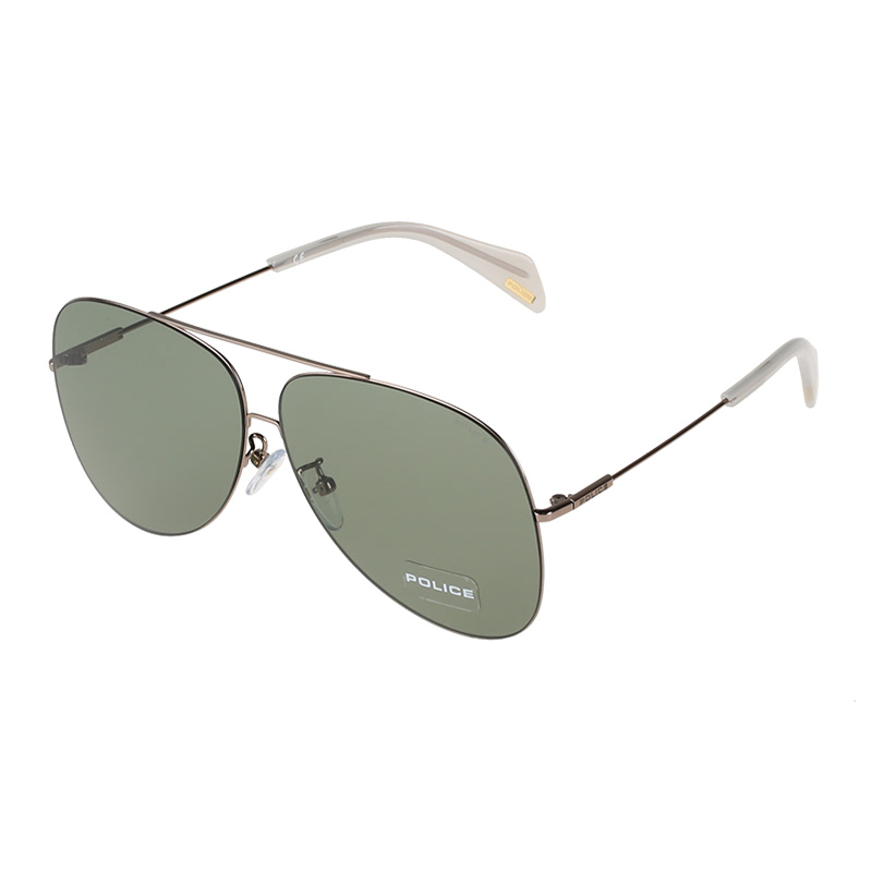 Spex Symbol Police Sunglasses 406-8FFV Hijau