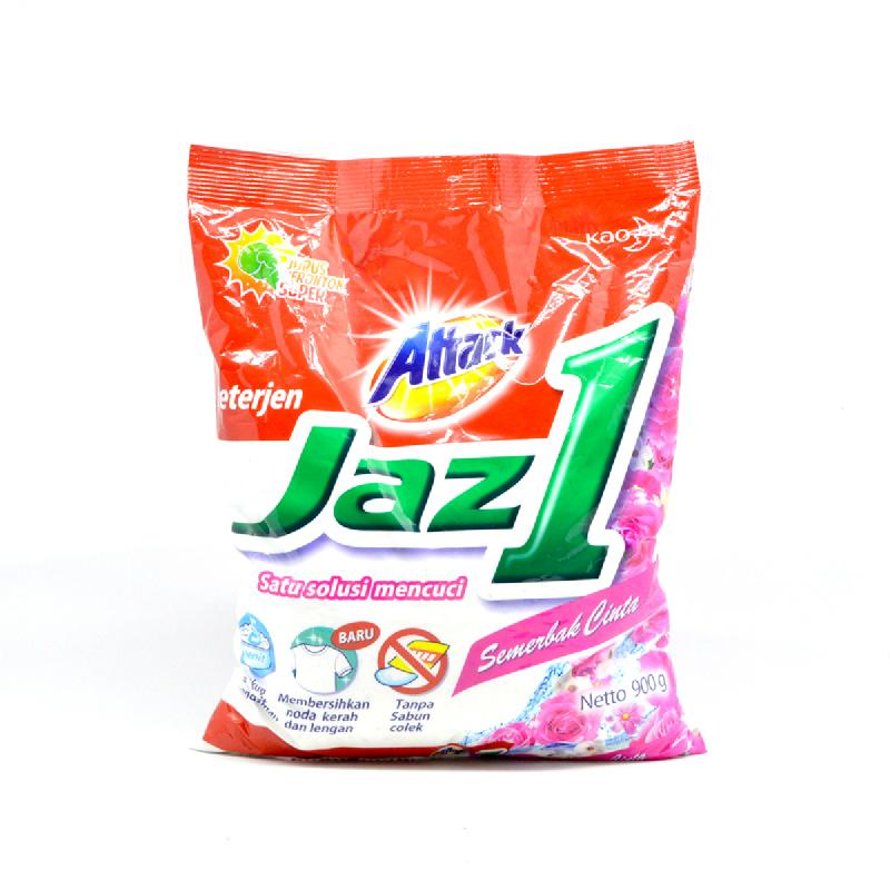 Attack Detergent Jaz1 Semerbak Cinta 900G