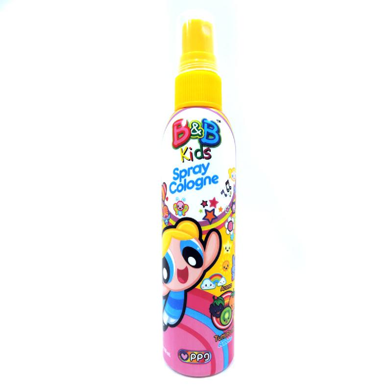 B&B Kids Spray Cologne Tutti Frutti 100 Ml