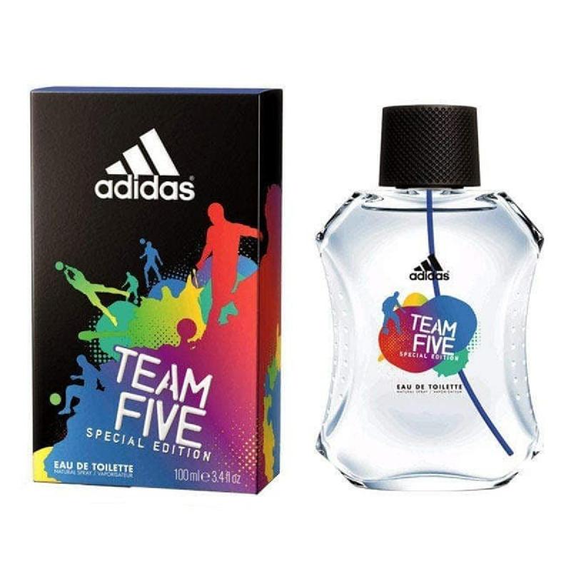 Adidas Team Five Special Edition Man 100 ML