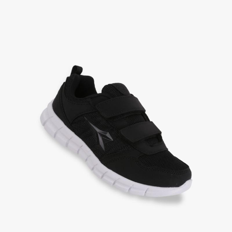Diadora Guerino Kid Sneakers Shoes Black