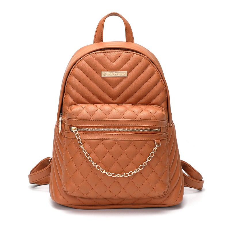 Gykaco Women Backpack Martha Brown