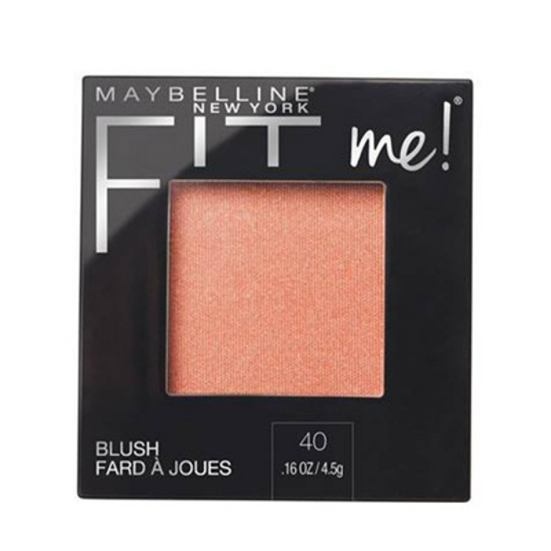 Maybelline Blush On Fit Me - Peach
