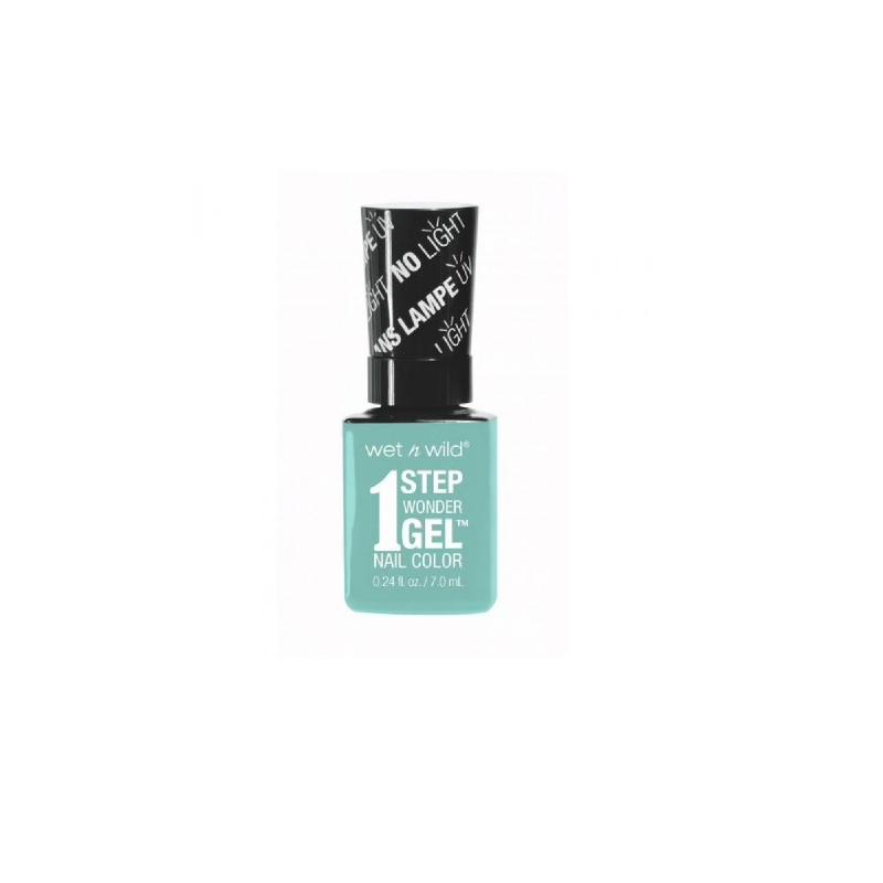 1 Step Wonder Gel Nail Color Pretty Peas