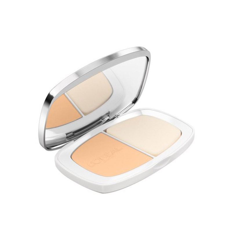 Loreal Face Powder Two Way Cake True Match - G4 Gold Beige
