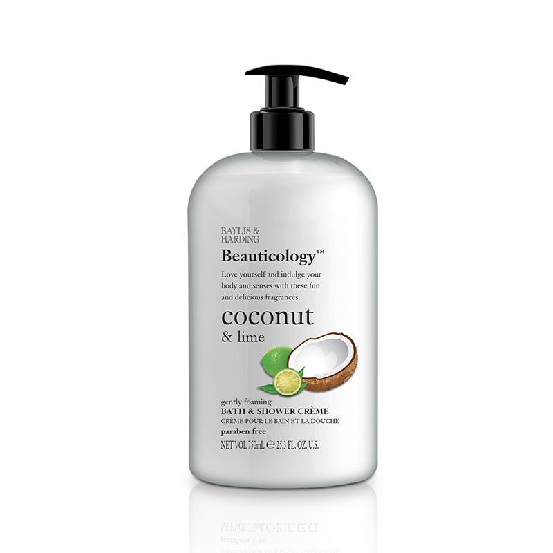 Baylis & Harding Beau Coco&Lime 500 Ml Shower Cream
