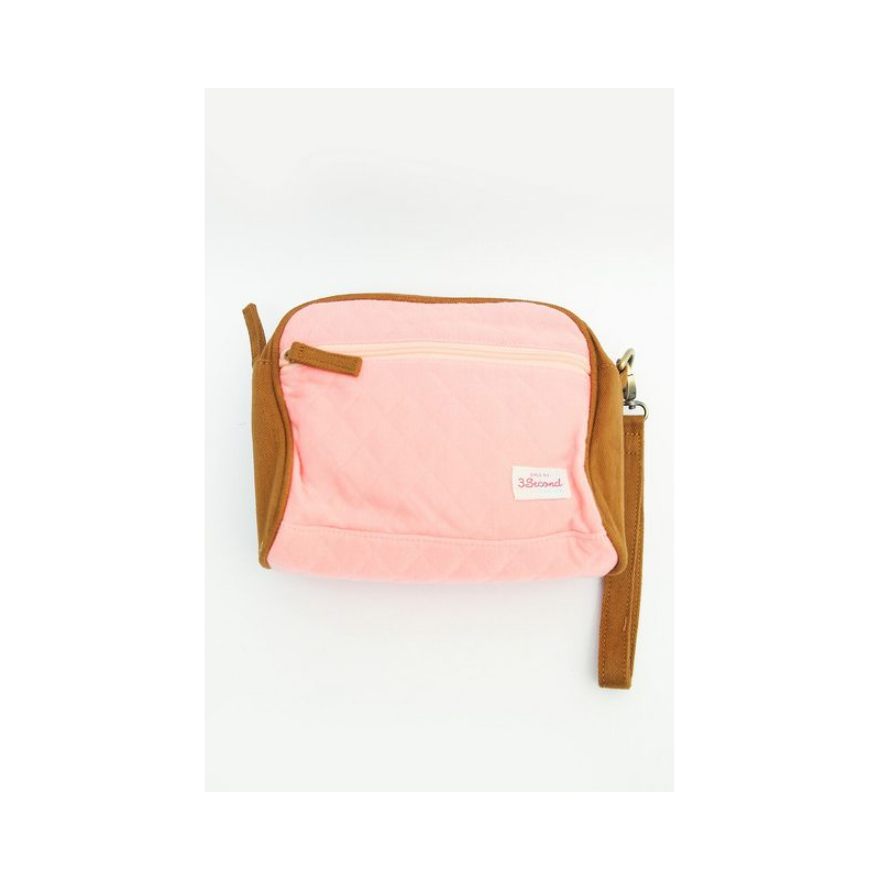 3Second Women Wallet 3005 Pink