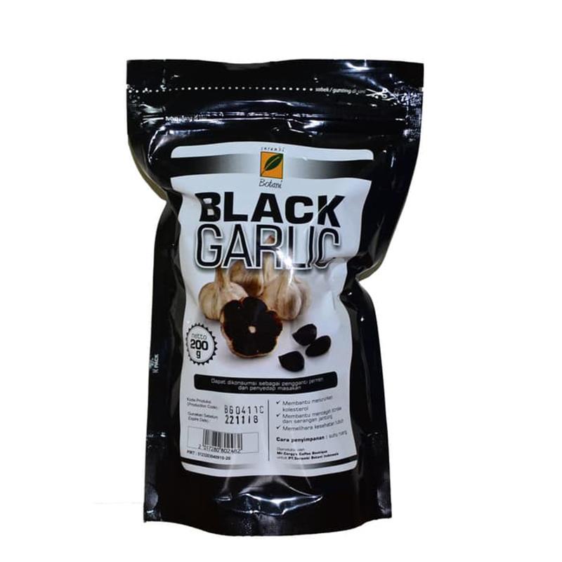 Black Garlic 200 gr