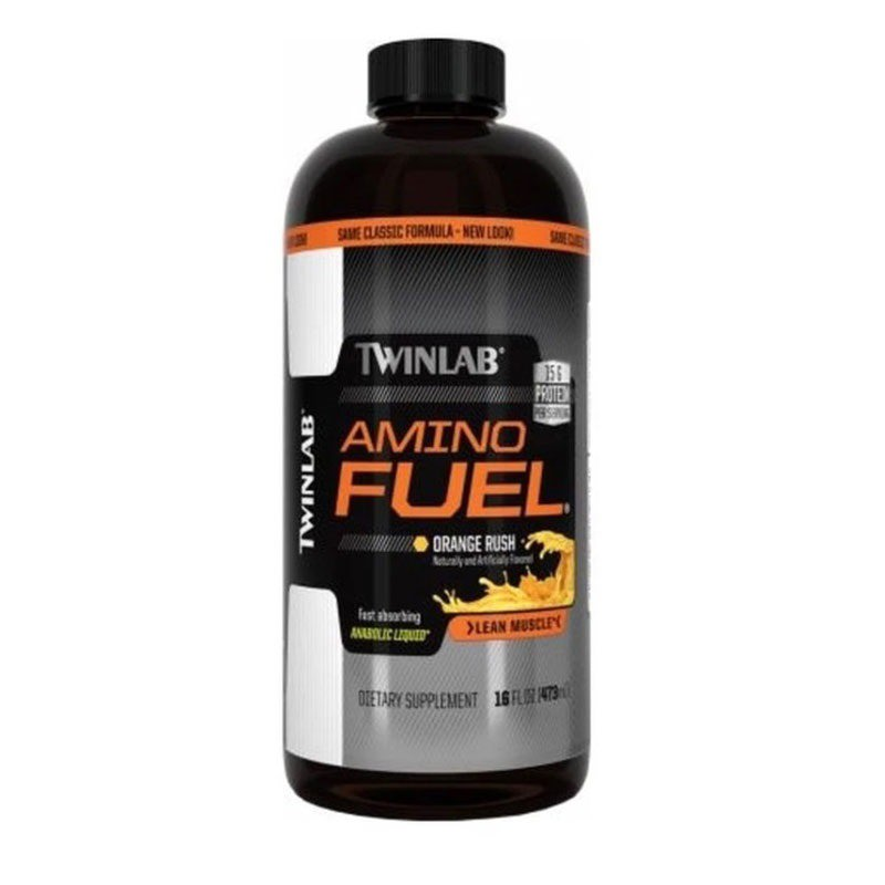 Twinlab Amino Fuel Liquid Conc. (16 Oz)