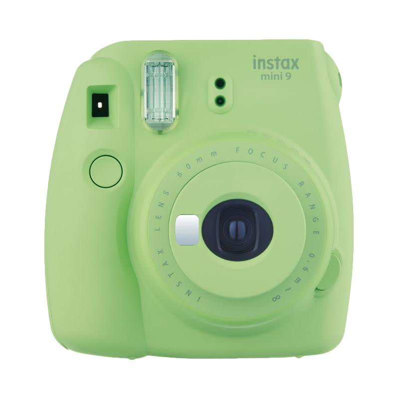 Fujifilm Instax Mini 9 Lime Hijau