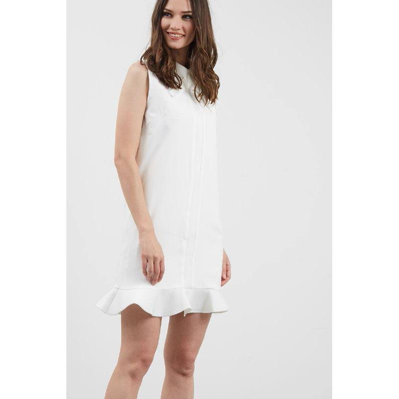 GW Hoxter Dress in White