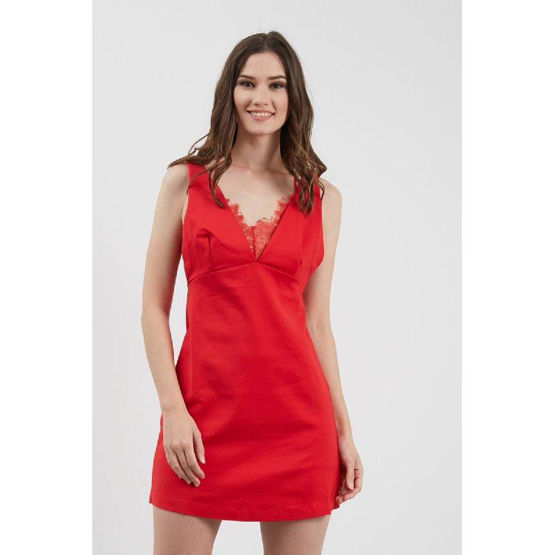 GW Grafen Dress in Red