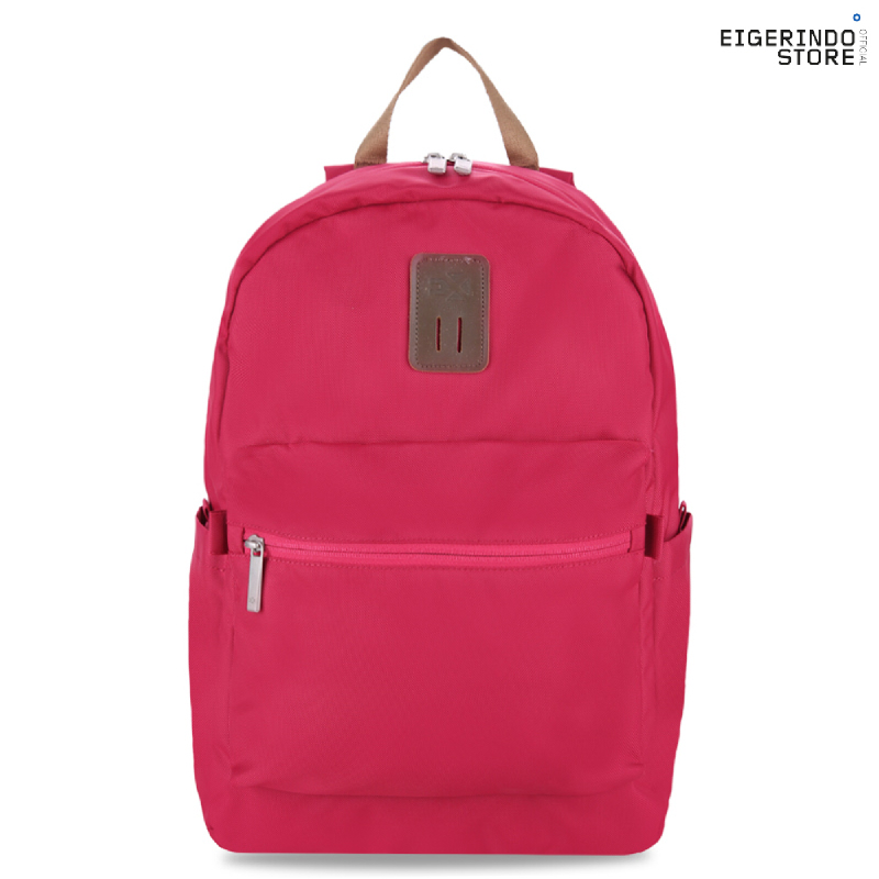 Exsport Bali's Heritage Backpack- Red