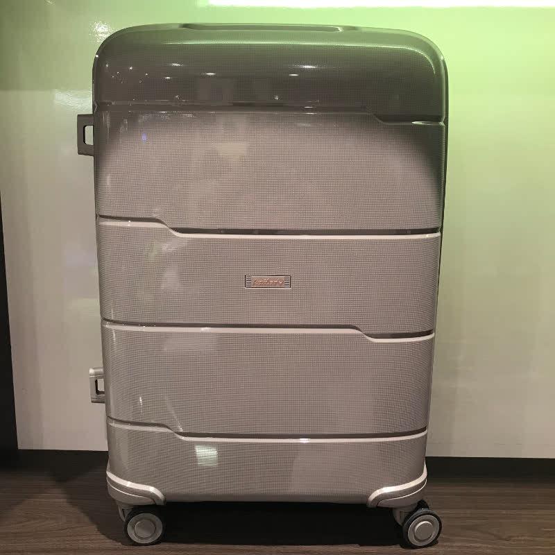 Antler A882669 Cambridge Medium Expanding Rollercase Grey