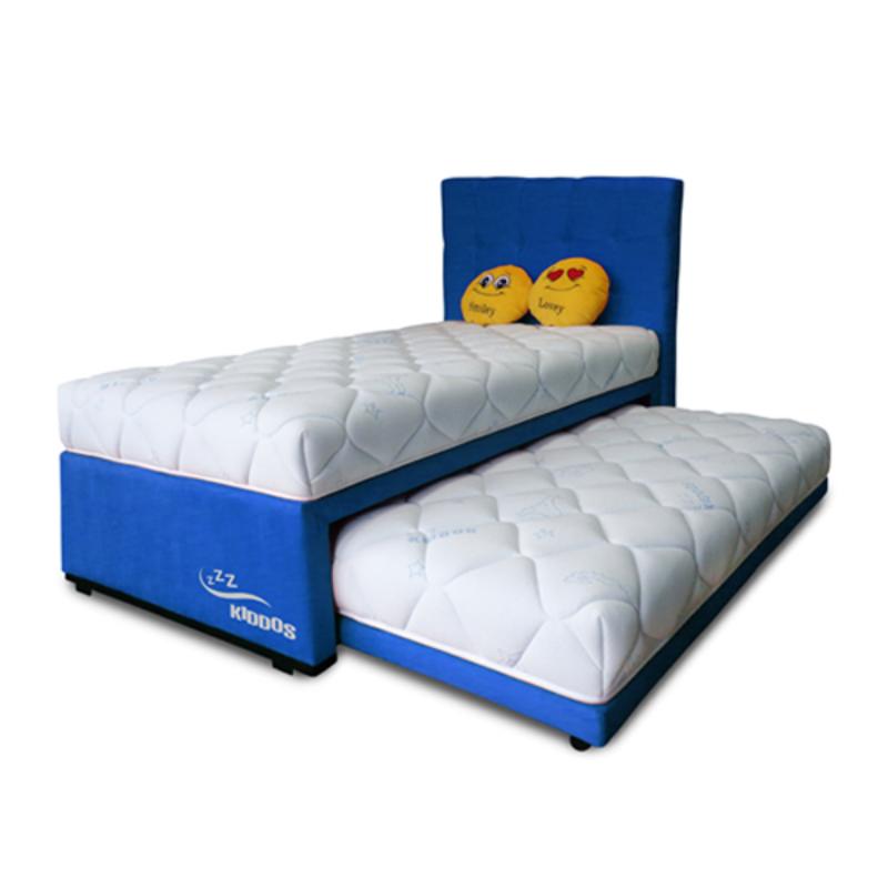 Bed Set Kiddos Non Latex 120 X 200