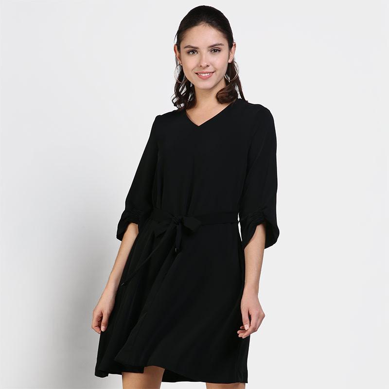 Invio Jacqui ID-771 Black Dress