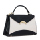 Elizabeth Bag Delta Satchel Bag Black