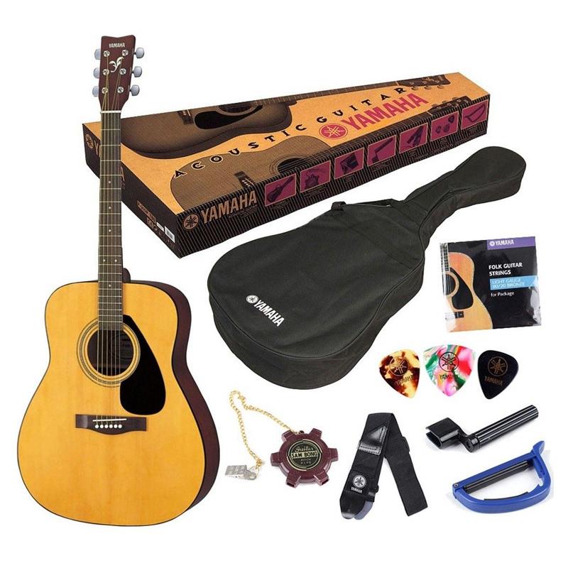 Yamaha Gitar Acoustic Package F-310P