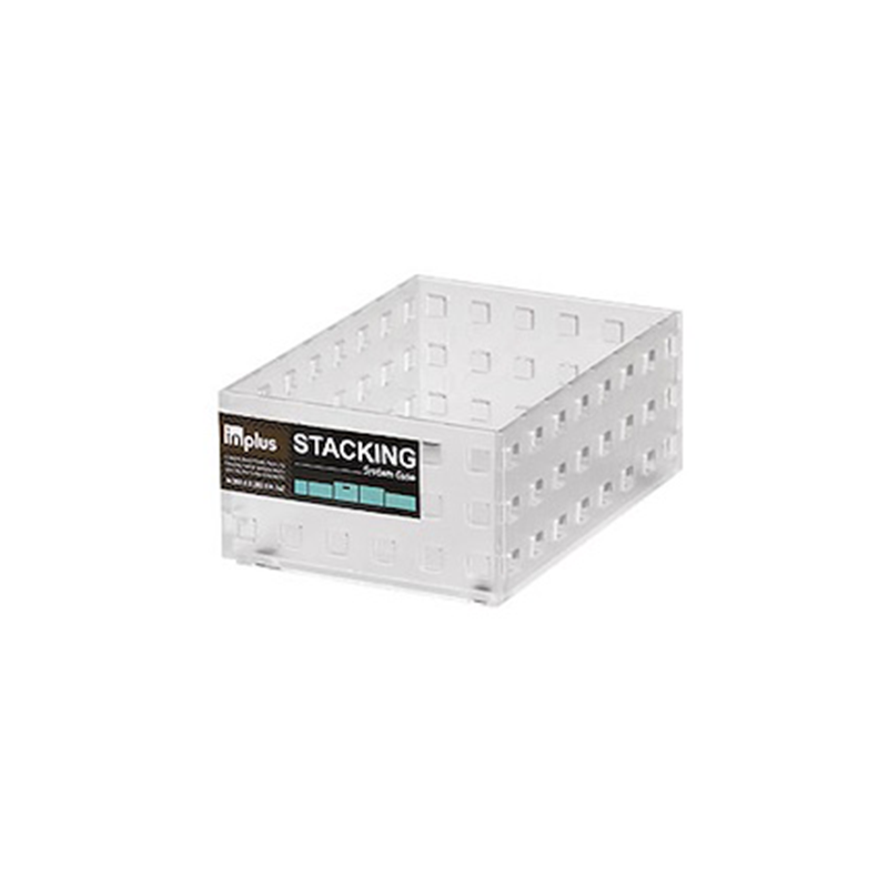 Lock & Lock INP451Nt INPlus Stacking System Case A6 Natural