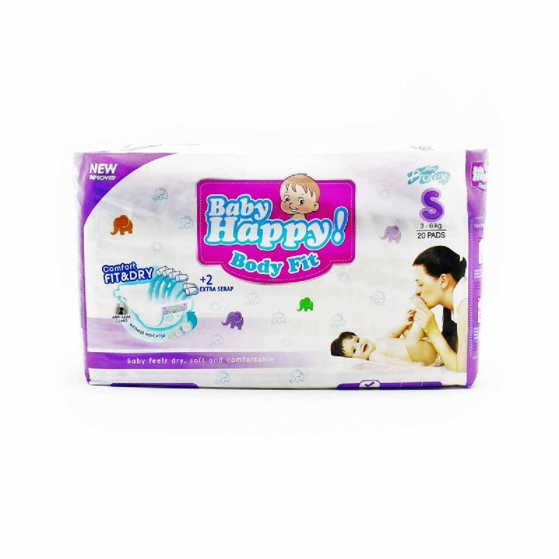 Baby Happy Popok Bayi S 20 Pcs
