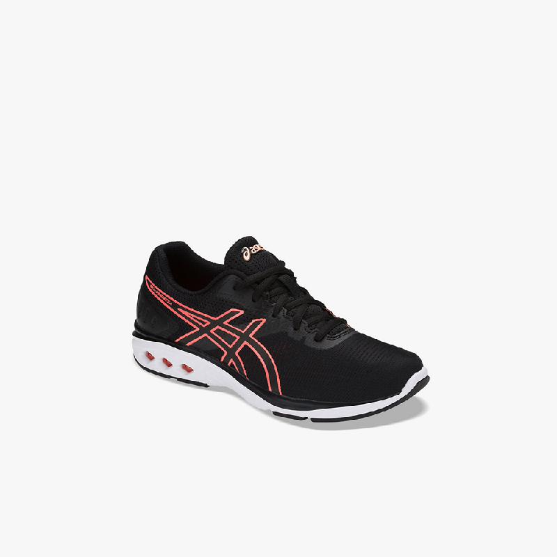Asics Gel Promesa Women's Running Shoes - Standard Wide Black