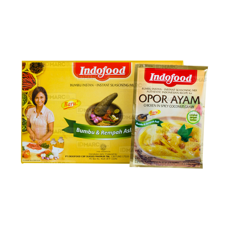 Bumbu Indofood Opor Box