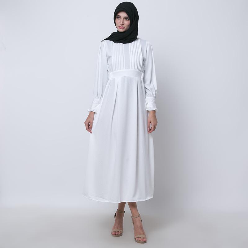 Vezza Dress - C Ivory