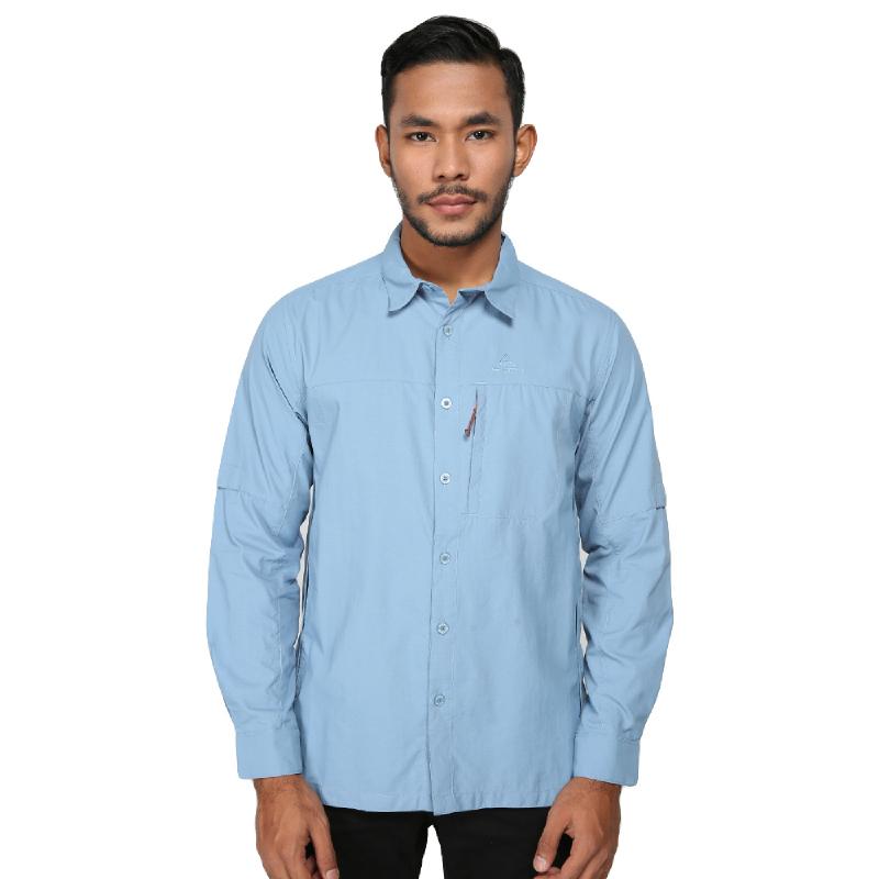 Eiger Elevation 2.0 OL Shirt - Blue