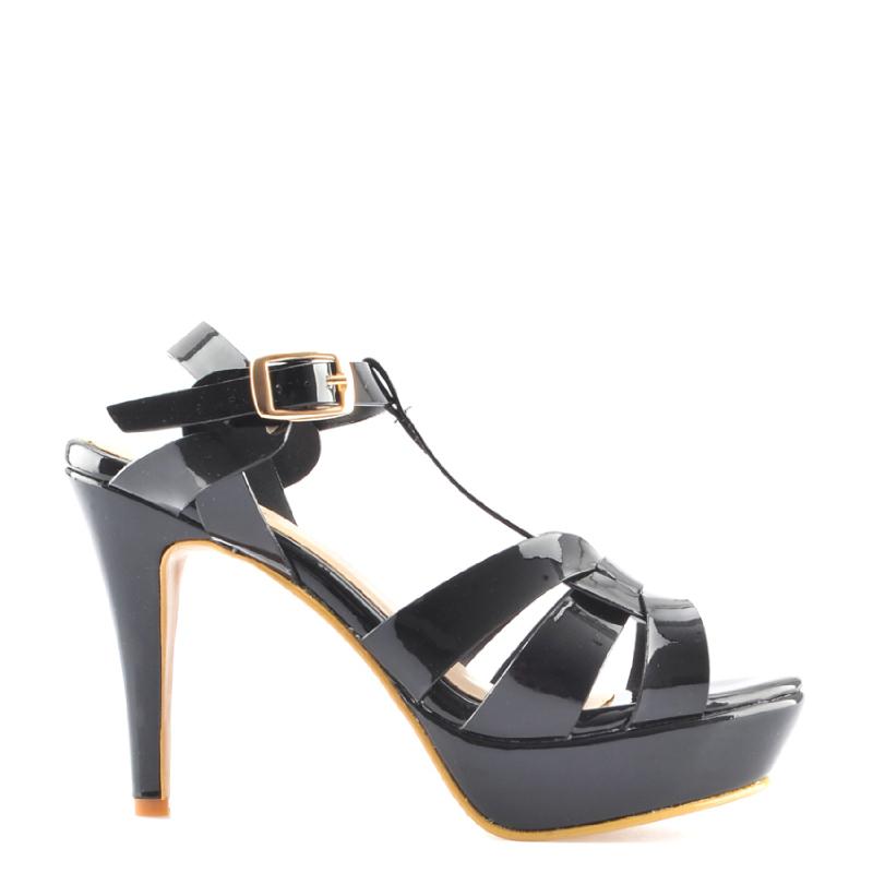 Amante Heels Beverly J18 Black