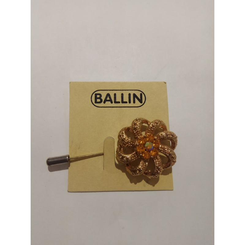 Ballin Women Brooch NM-LP010787-B2.GT Gold