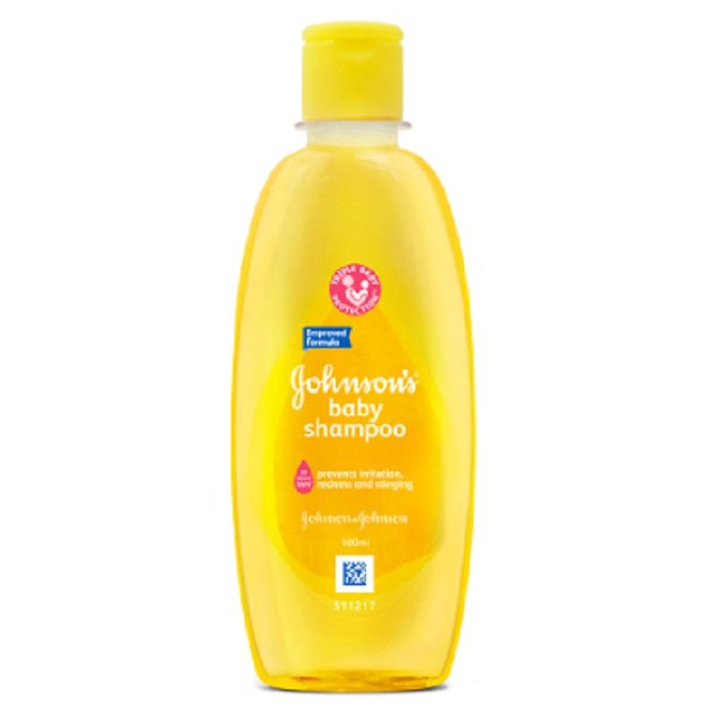 Johnsons Baby Shampoo Gold Jet Pack Pet 100Ml