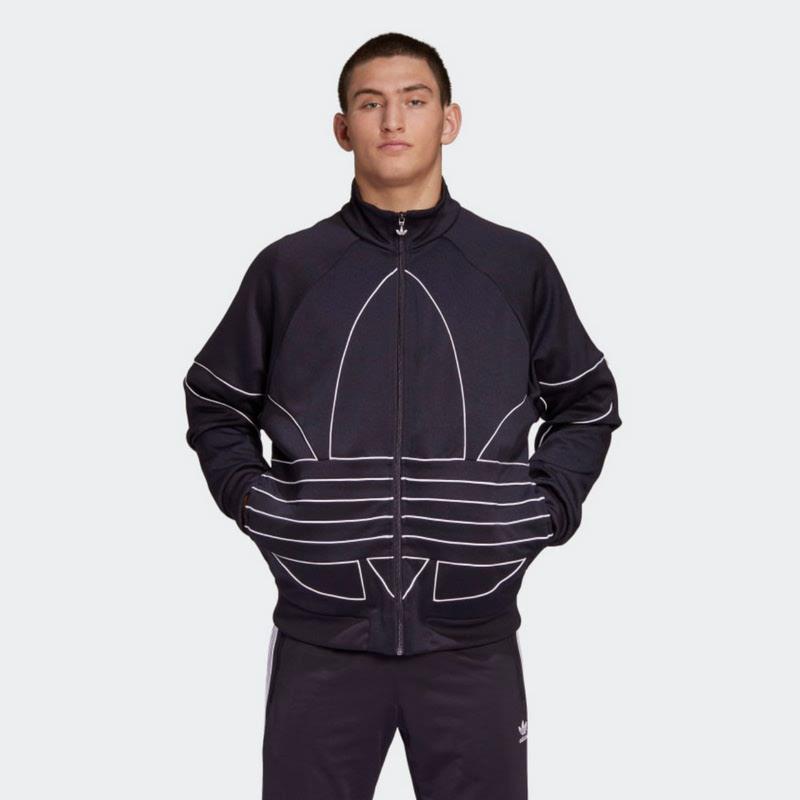 Adidas Big Trefoil Outline Track Top GE0810