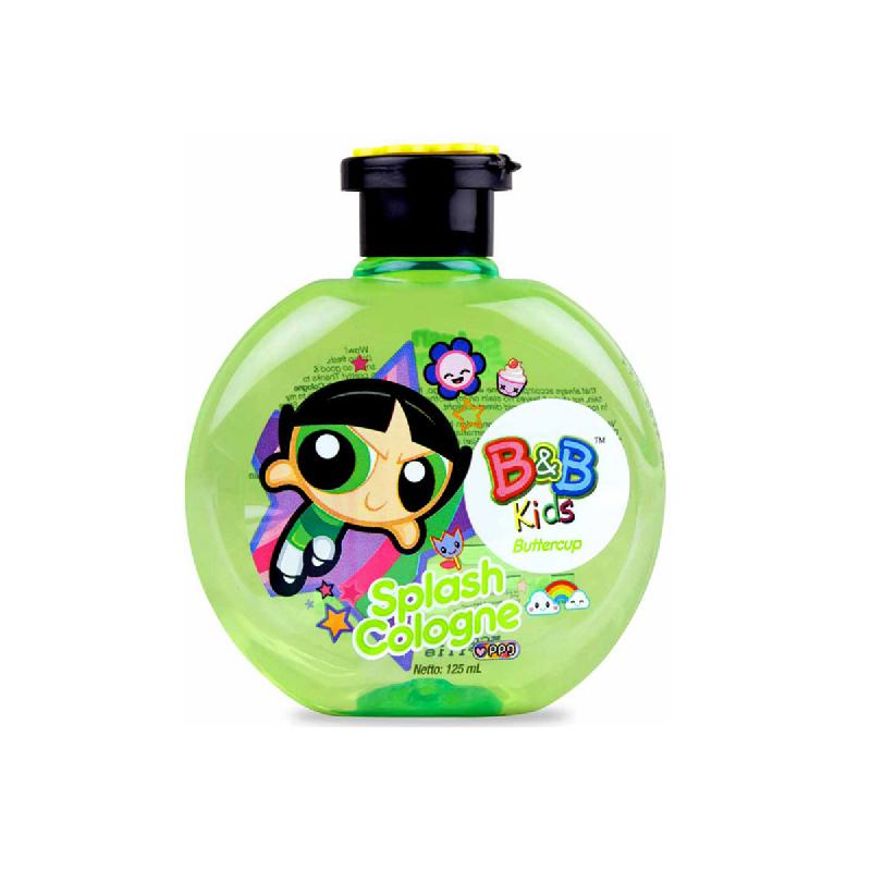 B&B Kids Splash Cologne Buttercup 125 Ml