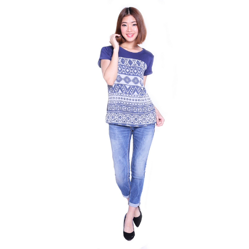 Miyoshi Jeans MY007BNVE16 T- SHIRT