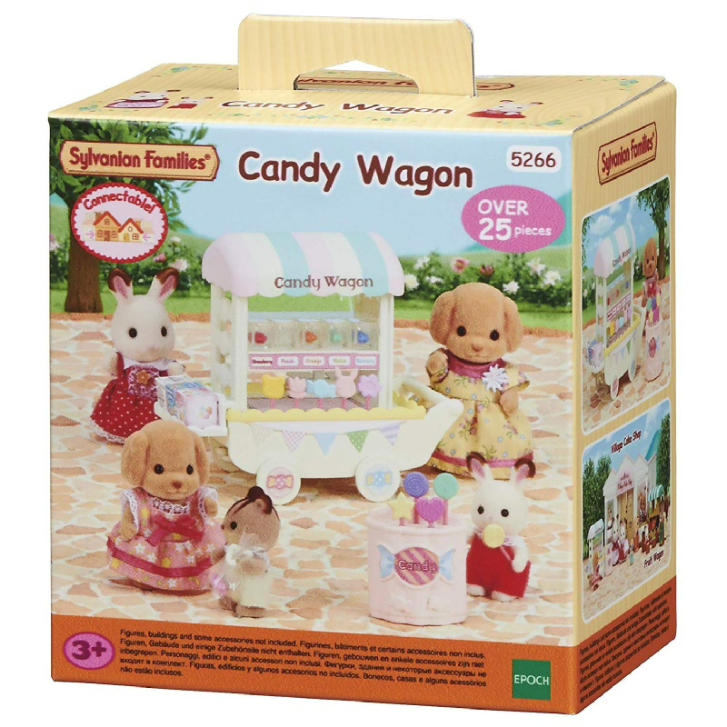 Sylvanian Families Candy Wagon ESFD52660
