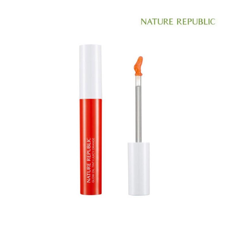 Nature Republic Glow Oil Tint - 01 Juicy Orange