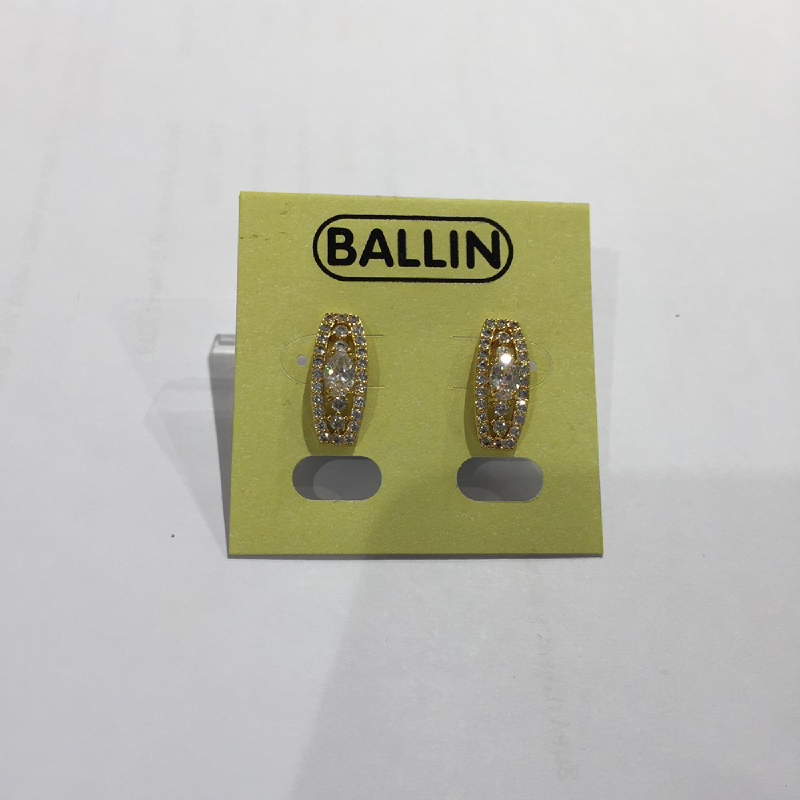 Ballin Women Earing FF-E0092G Gold