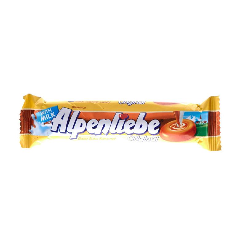 Alpenliebe Stick Caramel 32G