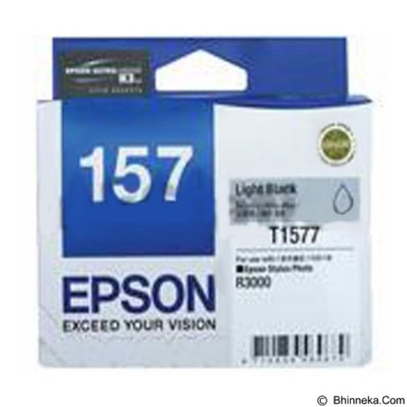 Epson Light Black For Epson Stylus Photo R3000