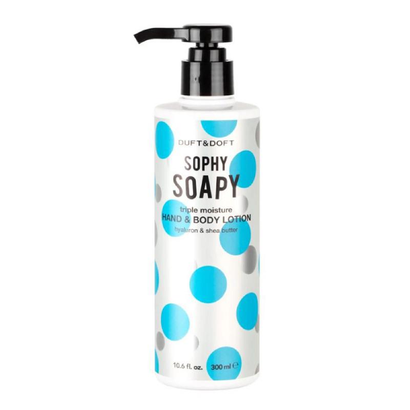 Duft&Doft Sophy Soapy Triple Moisture Hand&Body Lotion
