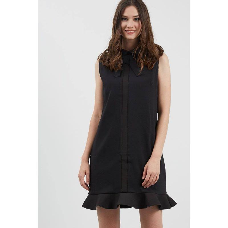 GW Hoxter Dress in Black