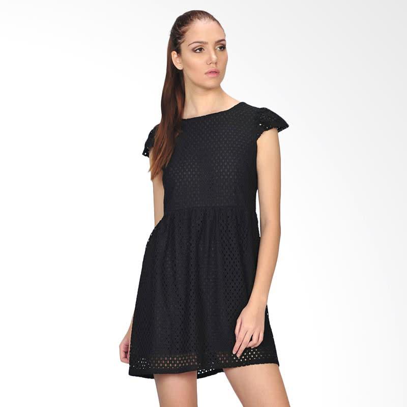 Netaris Womens Dress - Black